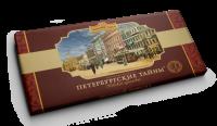 Дизайн этикета шоколада