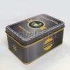 Чай в металлической коробке