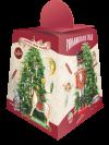 Дизайн упаковки новогоднего подарка